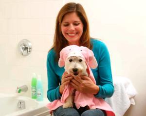 полотенце для животных