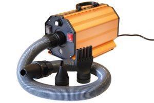 профессиональный фен-компрессор для сушки шерсти